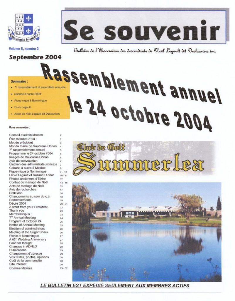 Septembre 2004